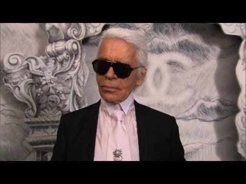 CHANEL Haute Couture Fall-Winter 2012/13  - Karl Lagerfeld's Interview