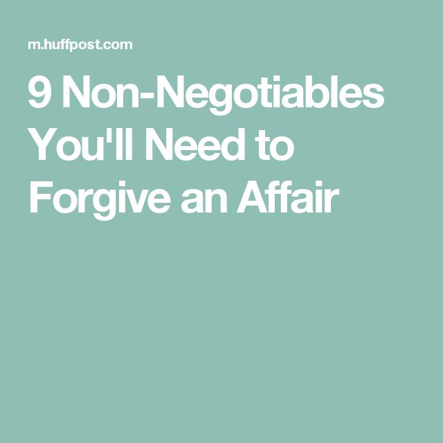 common marriage non negotiables