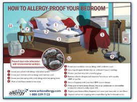 Allergy Free Bedding Tips To Create A