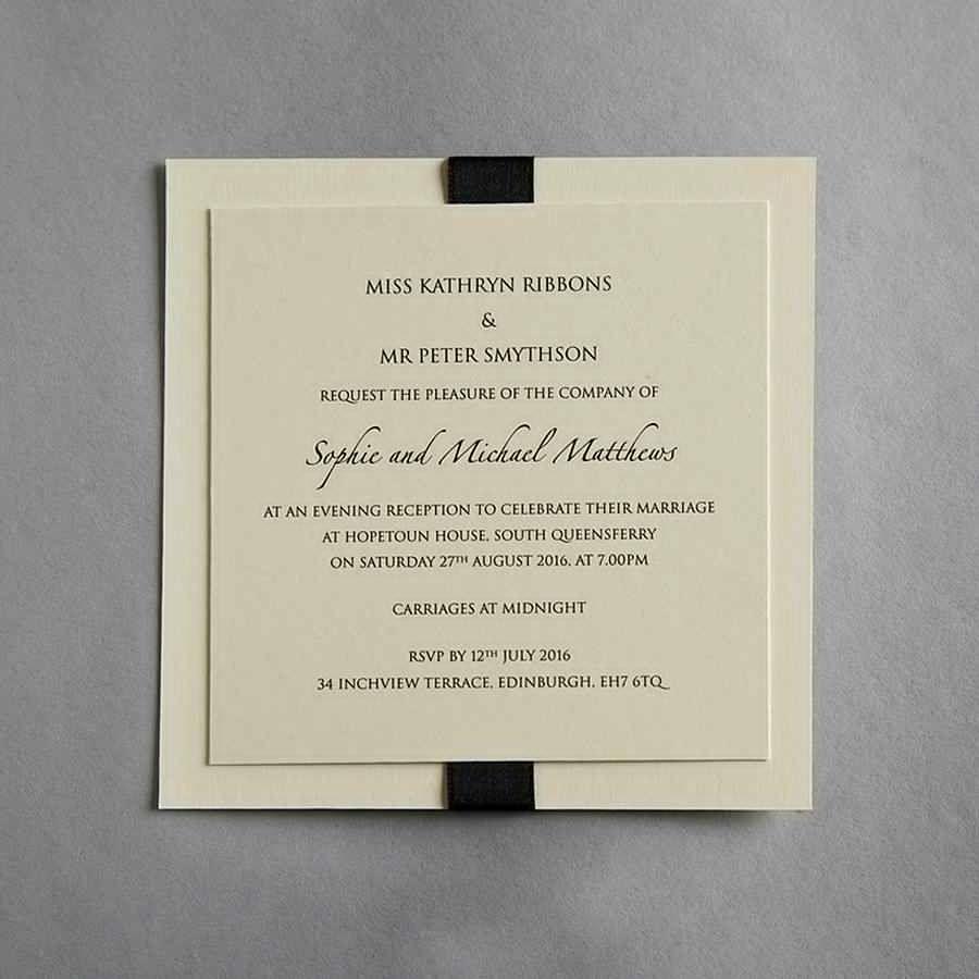 Image result for evening wedding invites | Wedding | Pinterest | Wedding