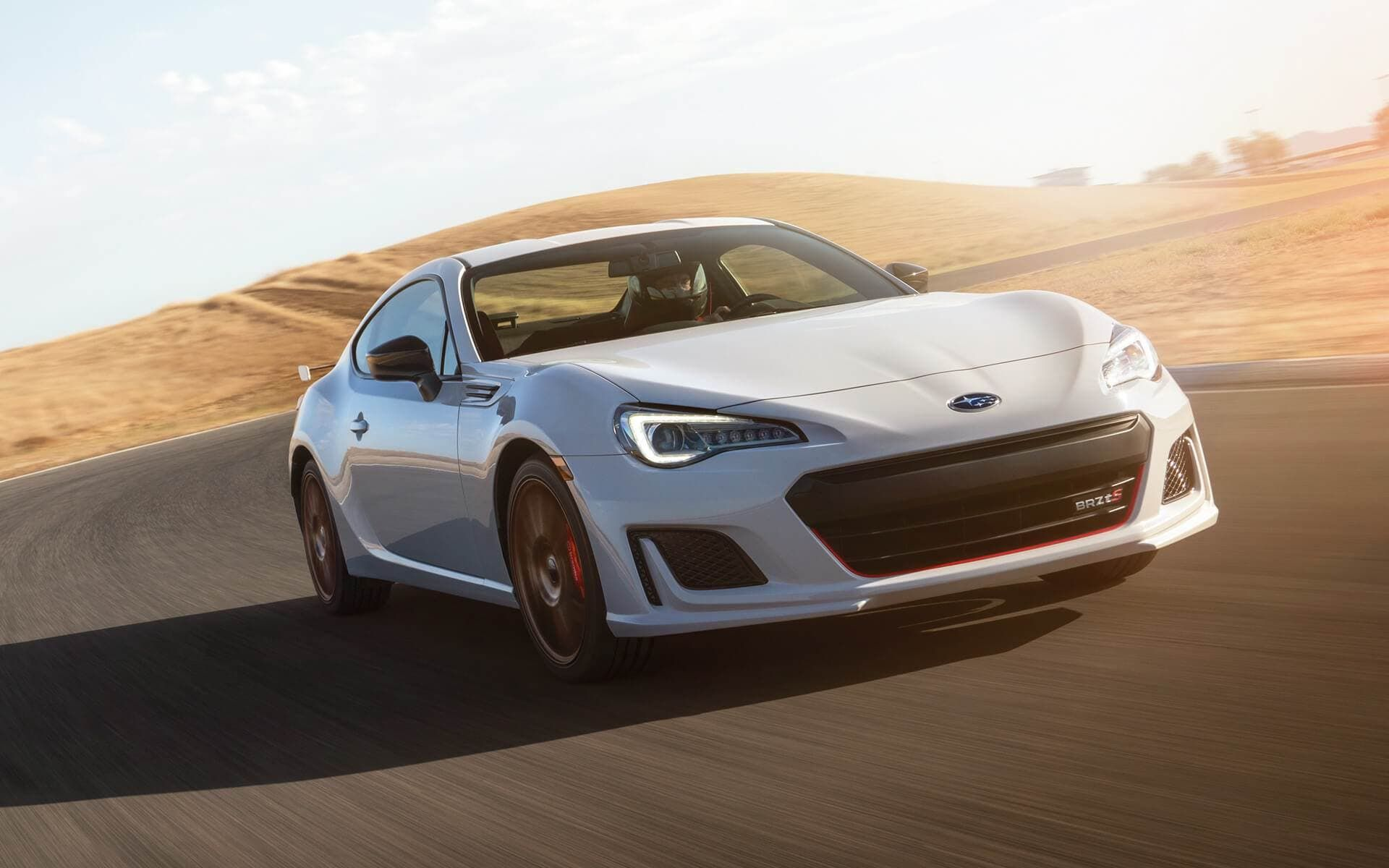 The Subaru BRZ tS has returned for 2020! Subaru