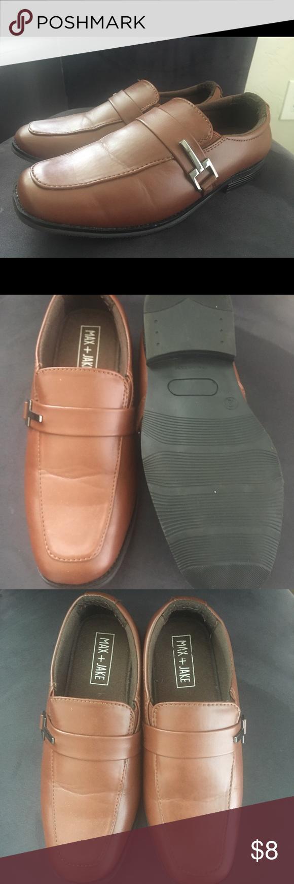 8f3ad08e2b3 Max + Jake Boys Dress Loafers Stylish boy dress shoes. Only worn twice!  Shoes Dress Shoes