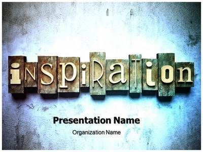 inspirational powerpoint template is one of the best powerpoint