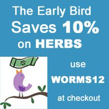 Awesome online store for herbs, plants, etc.