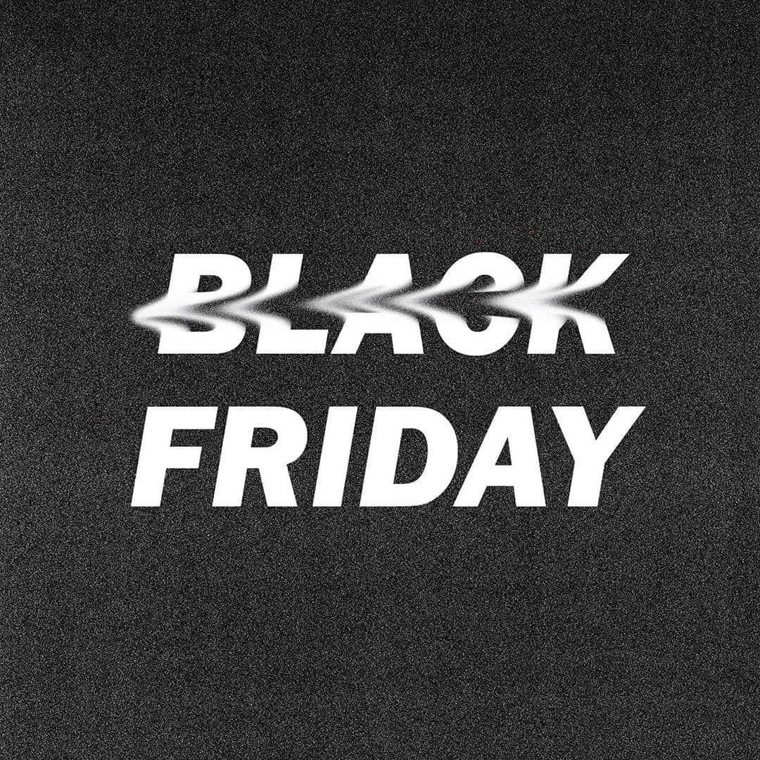 Oggi Prende Il Via La Nostra Campagna Contro La Sovrapproduzione E Il Consumo Eccessivo Del Black Friday Quando Compriamo A Prezzi Stracciati Mandiamo Un Messa
