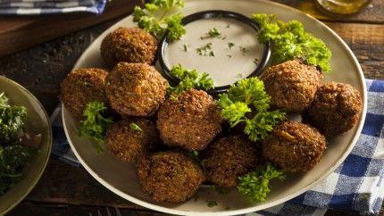 وصفة فلافل لايت Recipe Falafel Recipe Recipes Whole Food Recipes