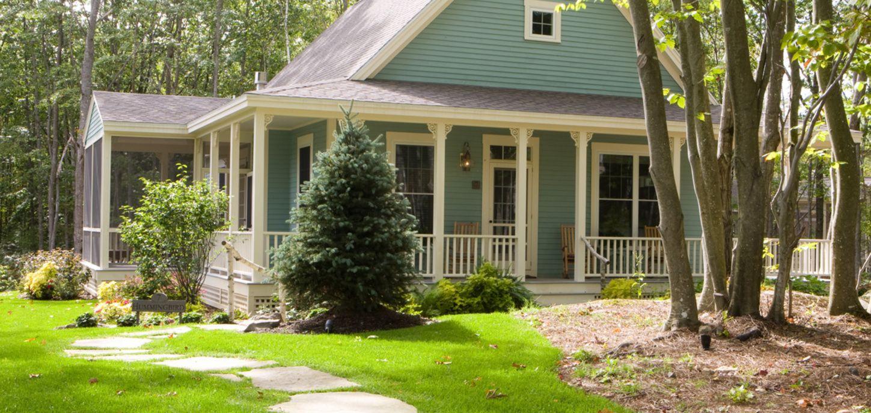 Kennebunkport Cottages Hidden Pond Maine Resort
