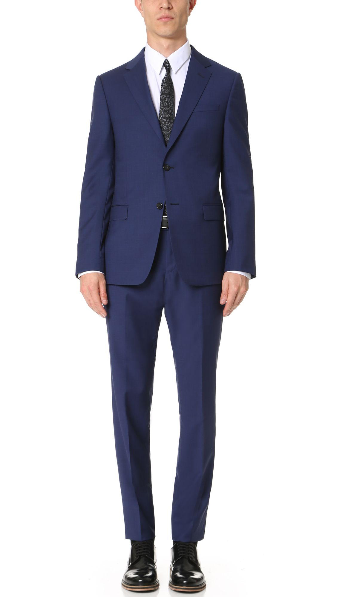 b4315191 Z ZEGNA Tropical Wool Drop 8 Suit. #zzegna #cloth #suit | Z Zegna ...