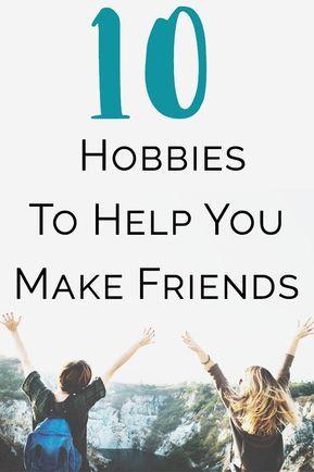 Photo of 10 lustige Hobbys, mit denen Sie neue Freunde finden und Leute kennenlernen können