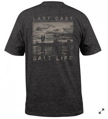 Salt Life Last Cast Tee