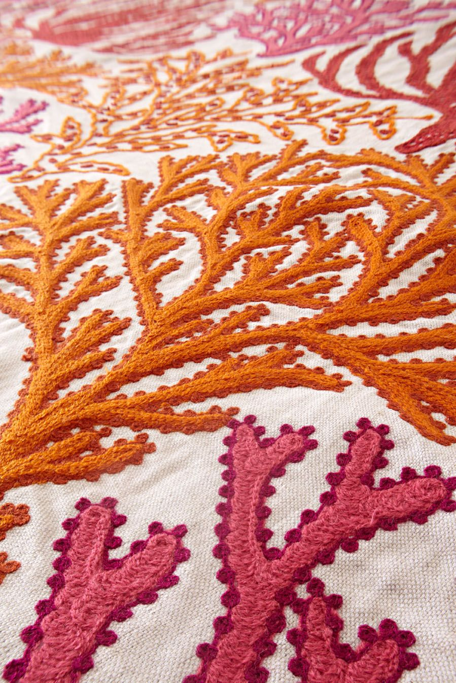 Classic Update: Crewel Embroidery | Traditional Home