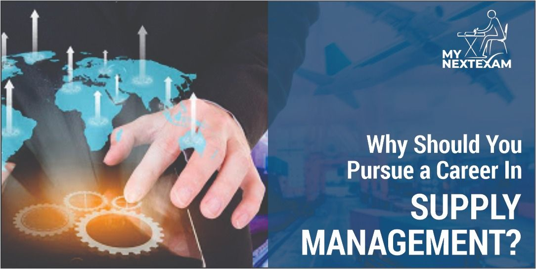 Why Should You Pursue A Career In Supply Management Supply Management Logistics Management Career Growth