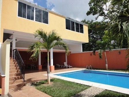 Se renta hermosa casa privada con vigilancia alberca for Casas para alquilar en verano con piscina privada