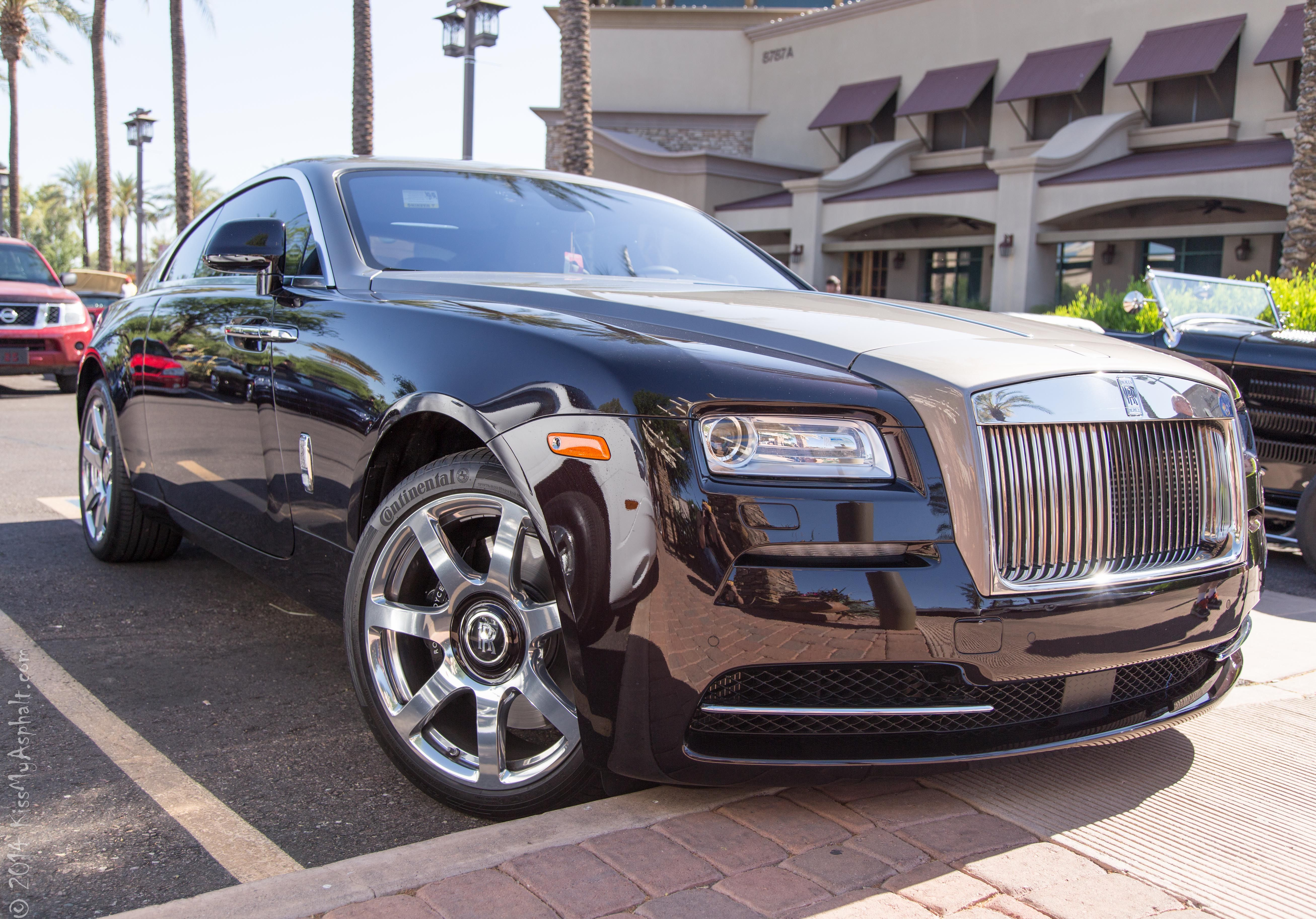 Rolls Royce Wraith rolls royce Pinterest