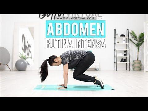 Rutina intensa de abdomen