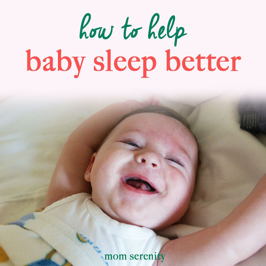 Baby sleep tips and tricks for getting your newborn to