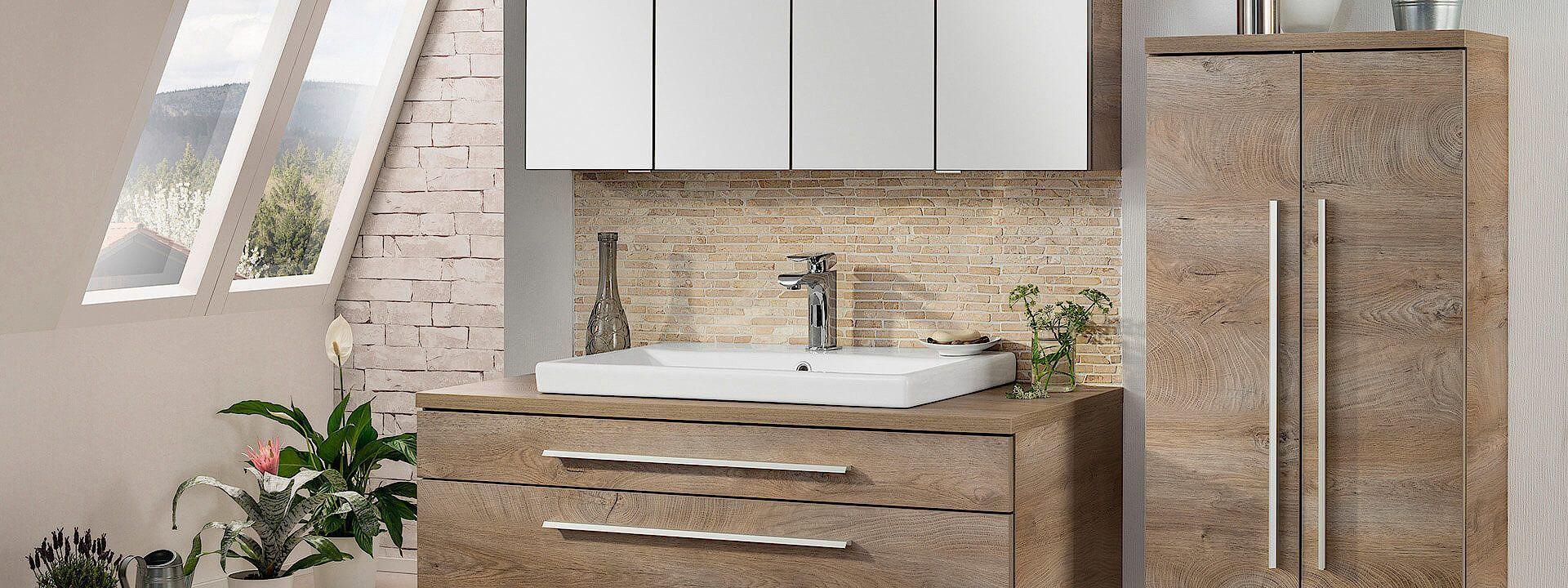 9 Badmobel Von Fackelmann Badezimmer Stilvoll Einrichten Eintagamsee Vanity Bathroom Vanity Single Vanity