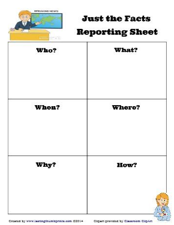 photograph about Free Printable Journalism Worksheets known as Pin by way of sinthia fierros upon Journalists Instructor worksheets