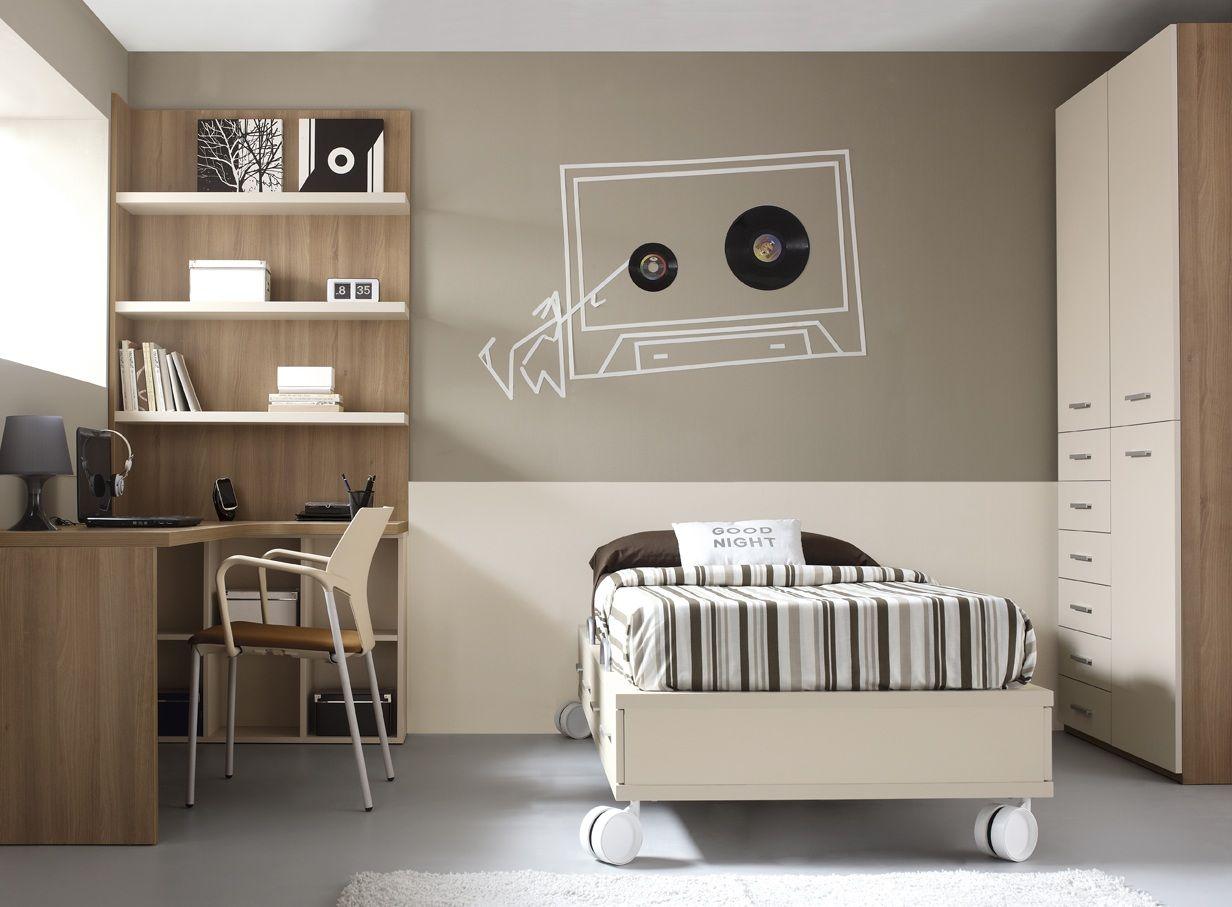 Muebles orts sonrie idees 2 dormitorio juvenil 87 for Habitacion juvenil hombre