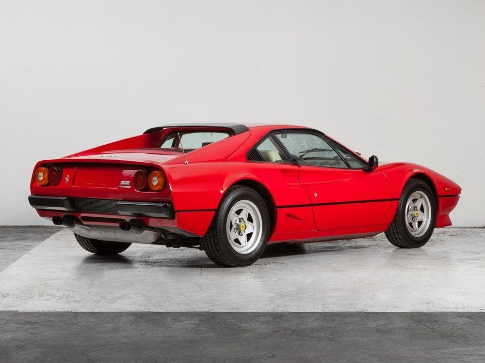 1983 Ferrari 208 GTB - GTB turbo Coupè | Classic Driver Market