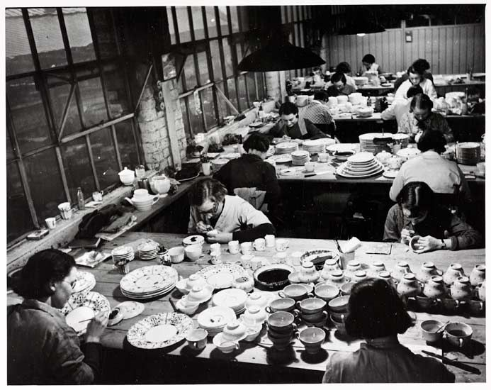 Framing Stoke-on-Trent: The Potteries in the Daily Herald Archive ...