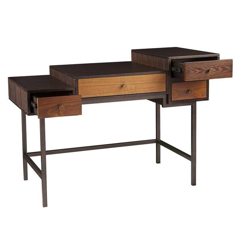 Oleary Writing Desk   All Modern   $250