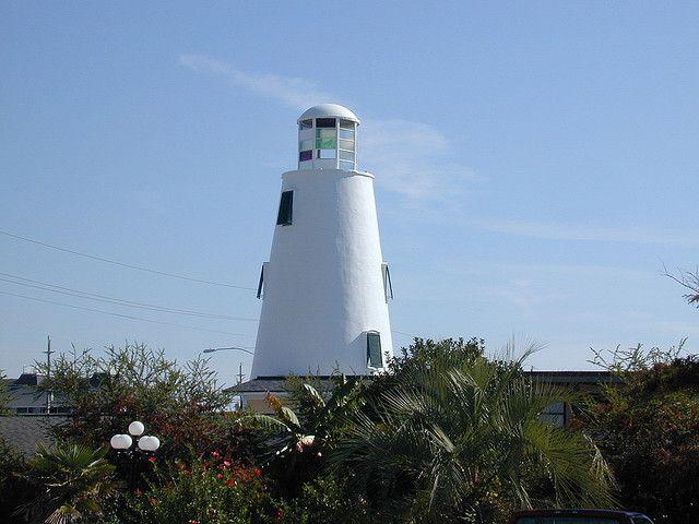 The Lighthouse On Redneck Riviera Gulf Ss Alabama