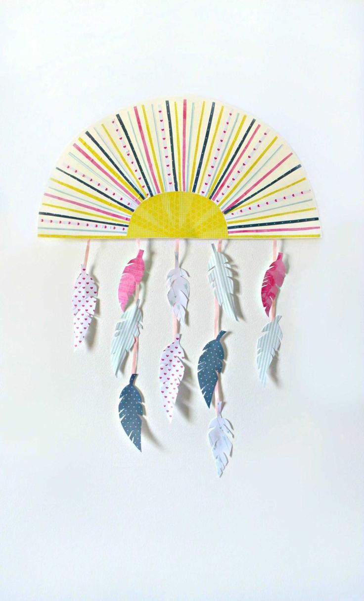 FEATHER WALL HANGING - Make a statement in your home design with a ...
