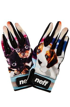 The Puppy Gloves by NEFF