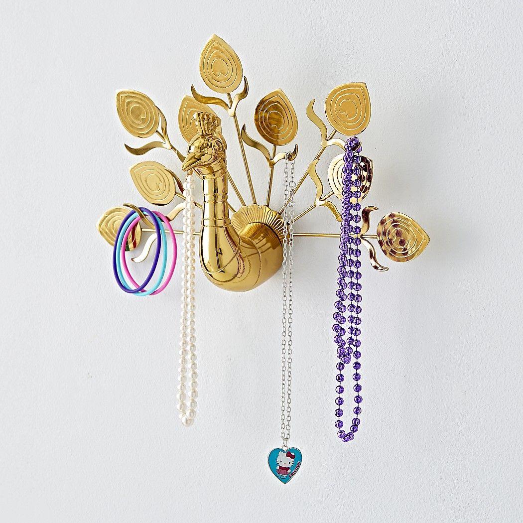 Jewelryhangerpeacockll for the home pinterest hanger
