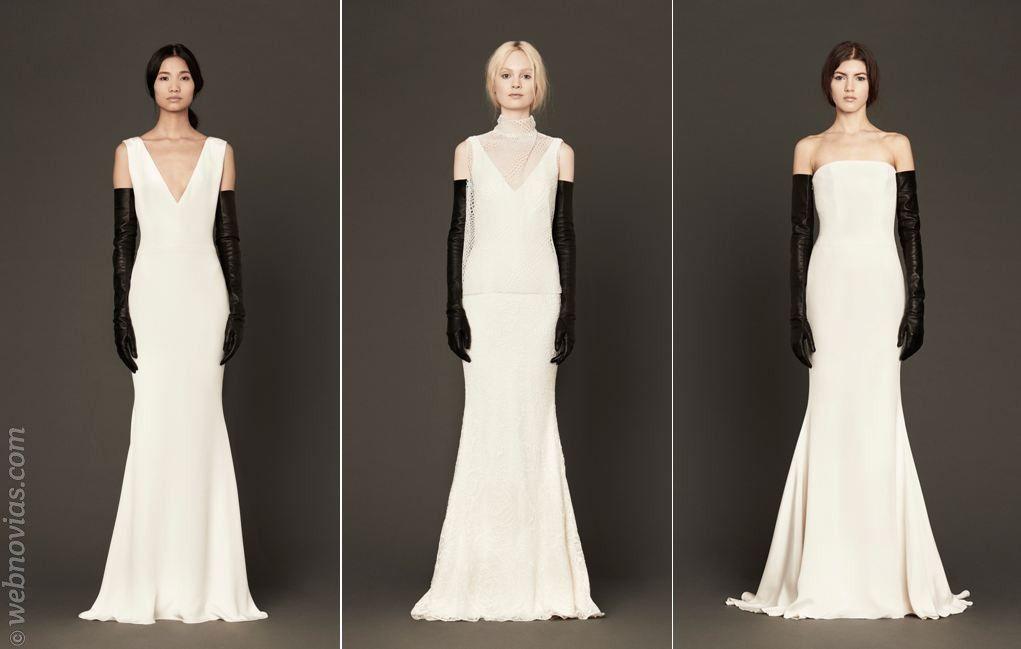 Excelente Vestidos De Novia Vera Wang Negro Ideas Ornamento ...