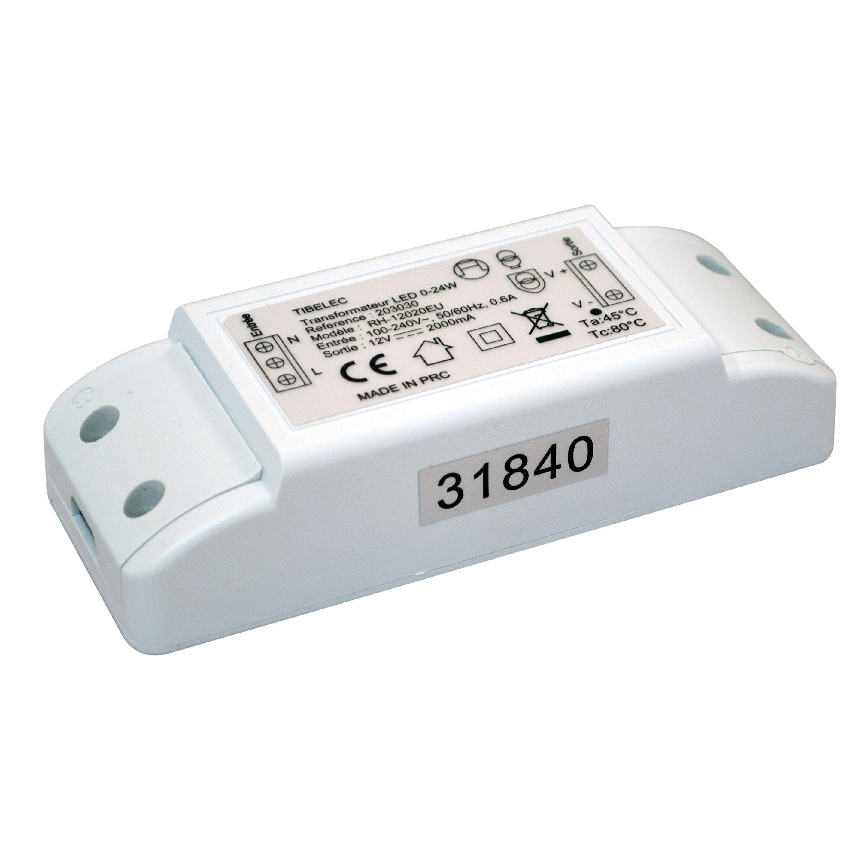 Transformateur 110 Et 240 V Ip20 Tibelec Produits Les Determinants Et Led