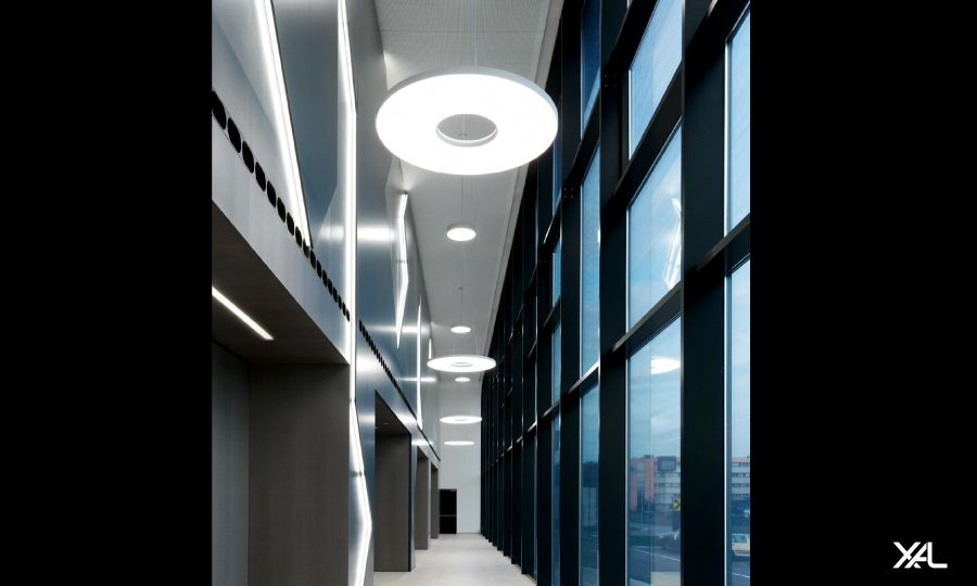 Ciro Mobili ~ Ciro elegant led suspension fixture from xal up to Ø cm