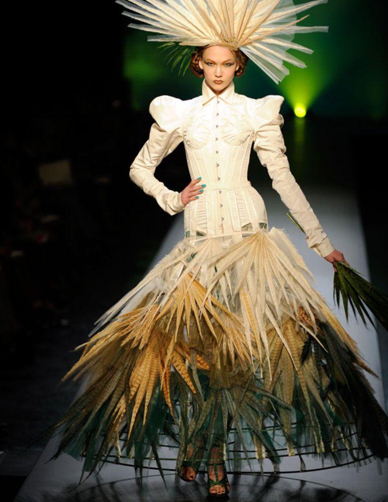 haute couture printemps t 2010 le d fil jean paul