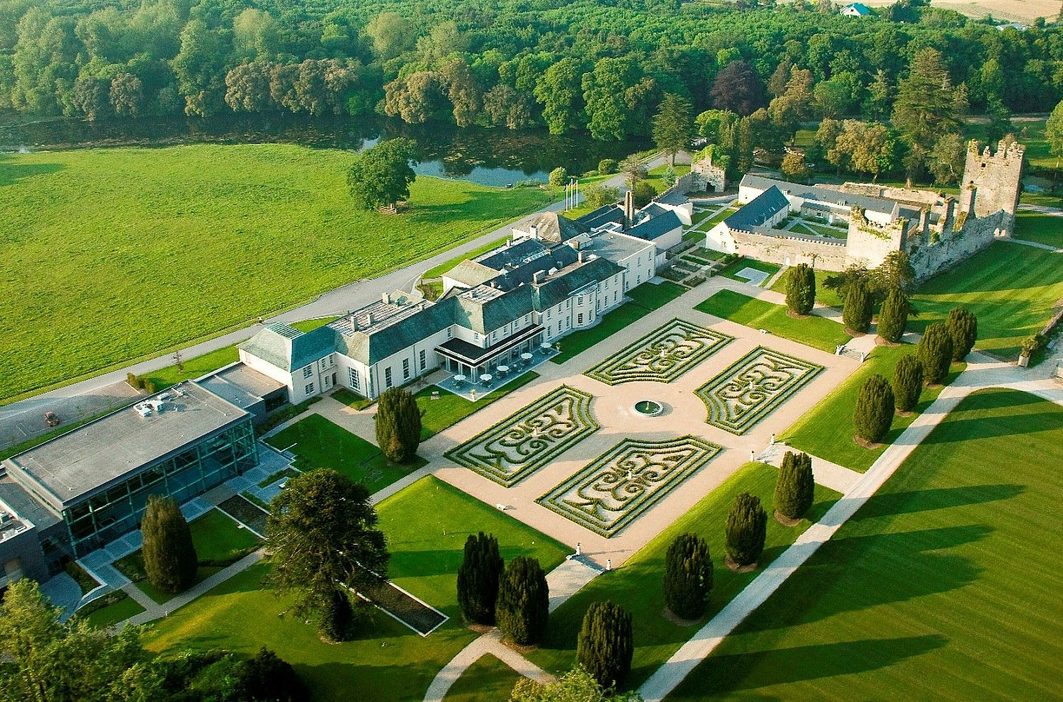 5 Star Hotels Ireland Castlemartyr Luxury Hotel Spa Golf Resort Co