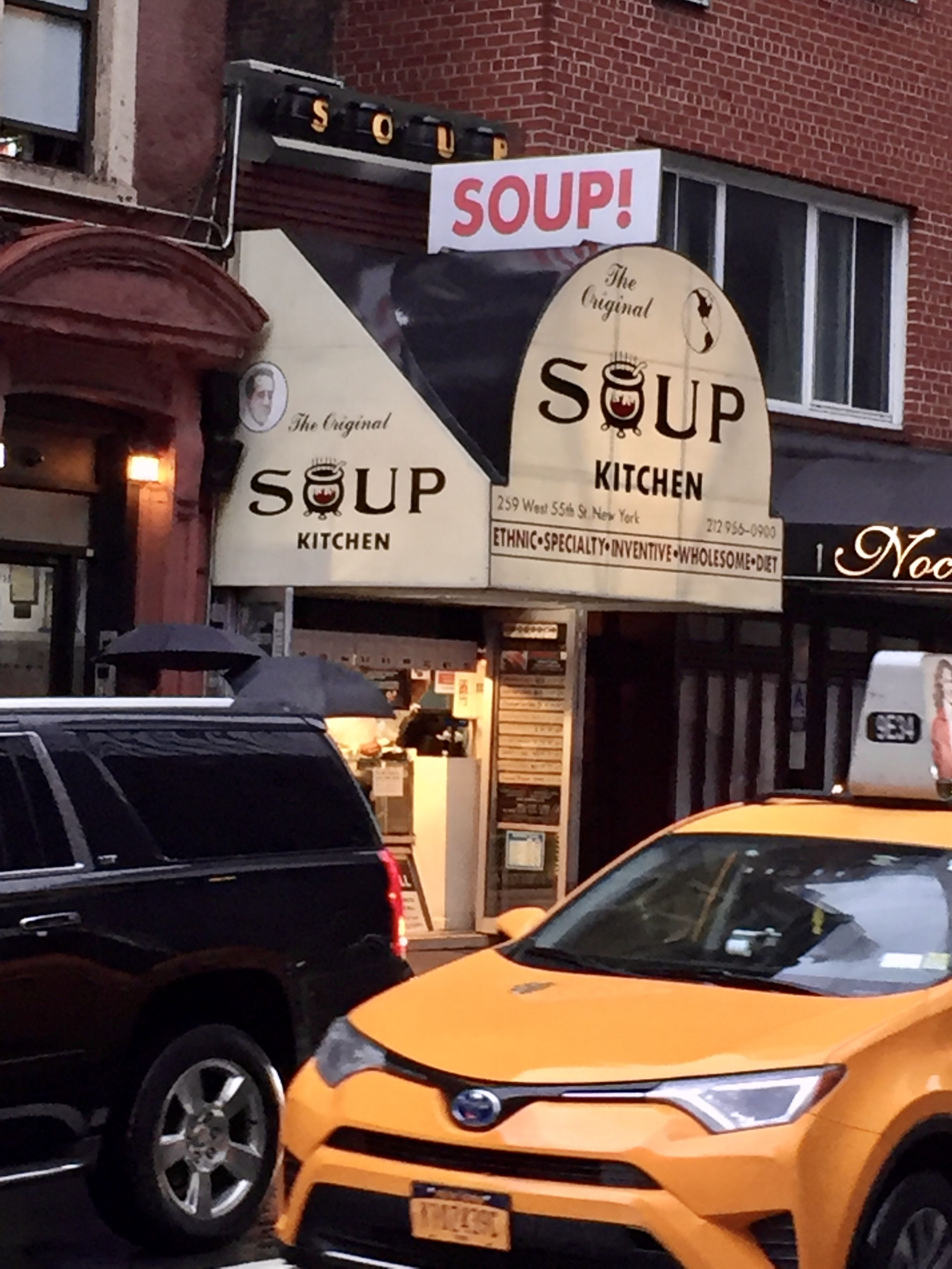 Pin by Gena Collins on Manhattan, New York Soup kitchen
