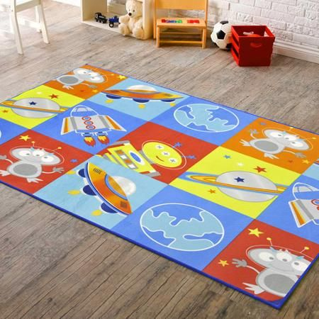 Idea Nuova Outer Space Area Rug Space Rugs Rugs Childrens Rugs