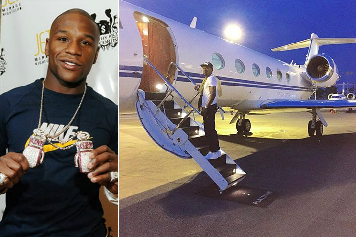10 Private Jets Owned By Some Of The Richest Celebrities ...