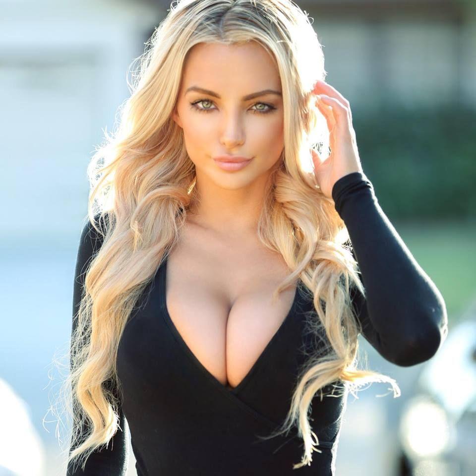 blonde models Beautiful