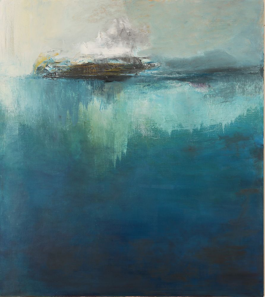 abstract art ocean - Google Search | art ideas | Pinterest ...