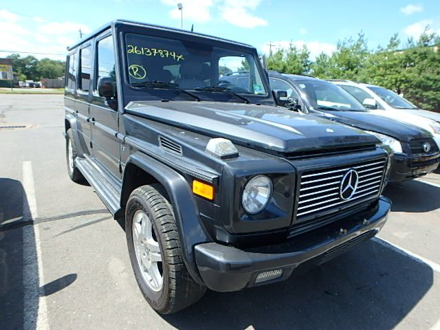 Mercedes Benz G500 On Sale At Eastern Region Ncs Auto Auction