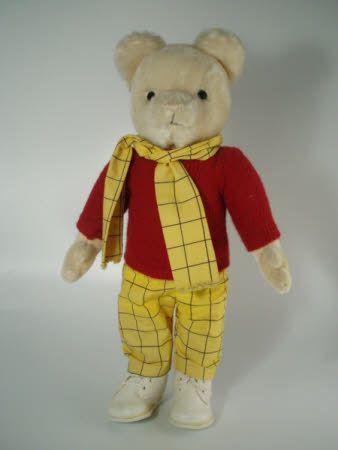 c.1992 Rupert Bear - National Trust Museum of Childhood © National Trust
