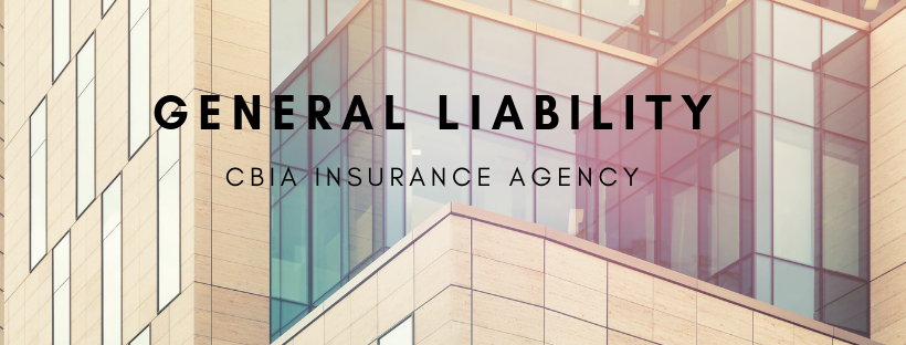 General liability insurance resources for California