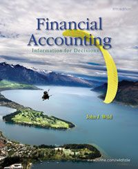 Test bank solutions for financial and managerial accounting financial accounting with ifrs fold out primer a book by john wild fandeluxe Gallery