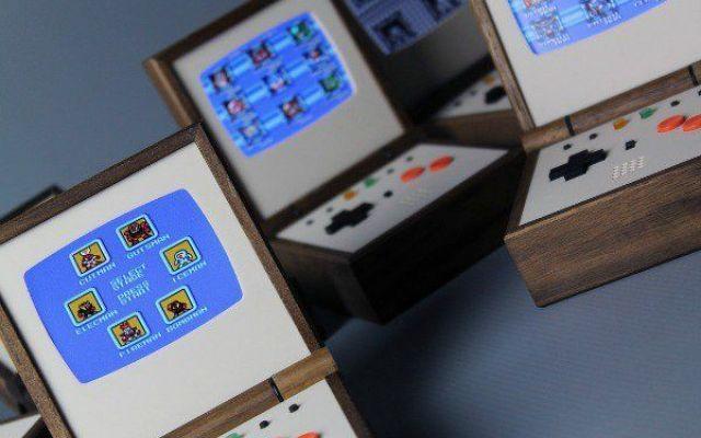Ecco Pixel Vision, console in legno che propone giochi anni '80 In un'epoca dove gli anni '80 sono ritornati di moda con una certa insistenza in più campi – ludici, artistici e fashion – Pixel Vision soddisfa appieno questa voglia di retrò. Il suo ideatore, Love  #pixelvision #videogiochi