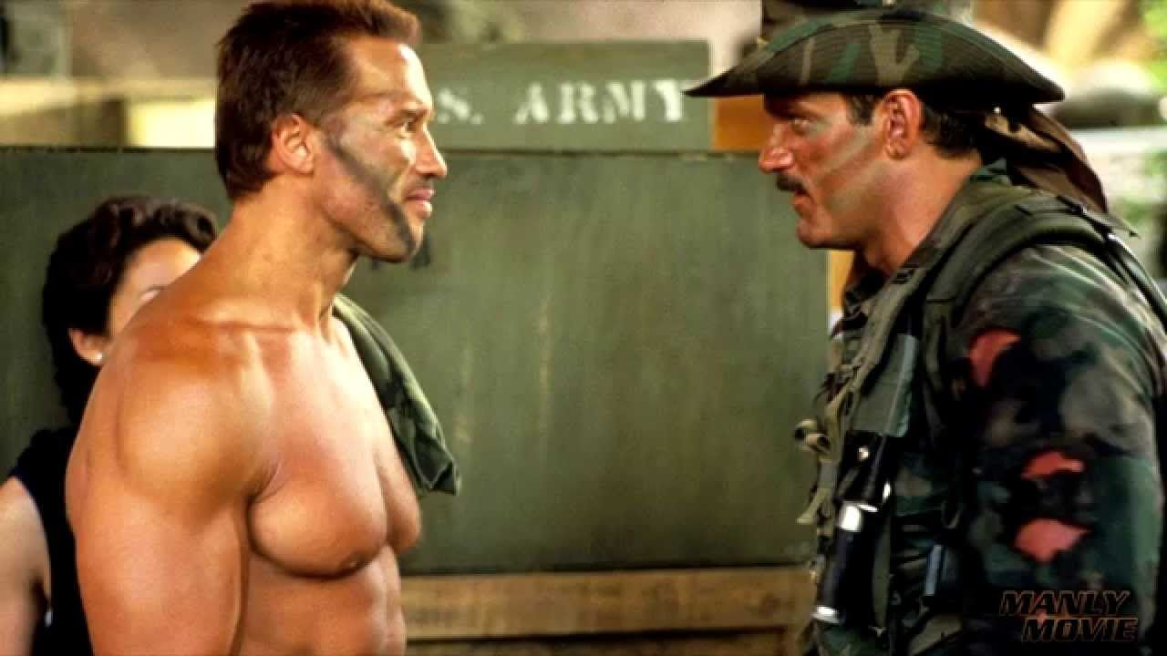 Jesse Ventura Talks Working Out With Arnold Schwarzenegger For