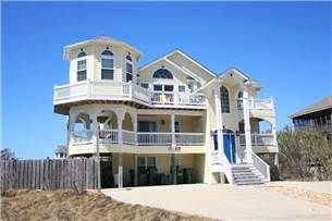 Footloose Outer Banks Rentals Whalehead Beach Semi Oceanfront Obx Vacation Rentals Outer Banks Rentals