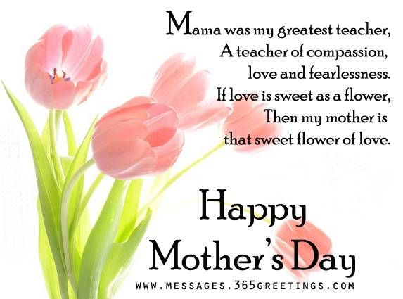 Image result for Happy Mother's Day with lyrics