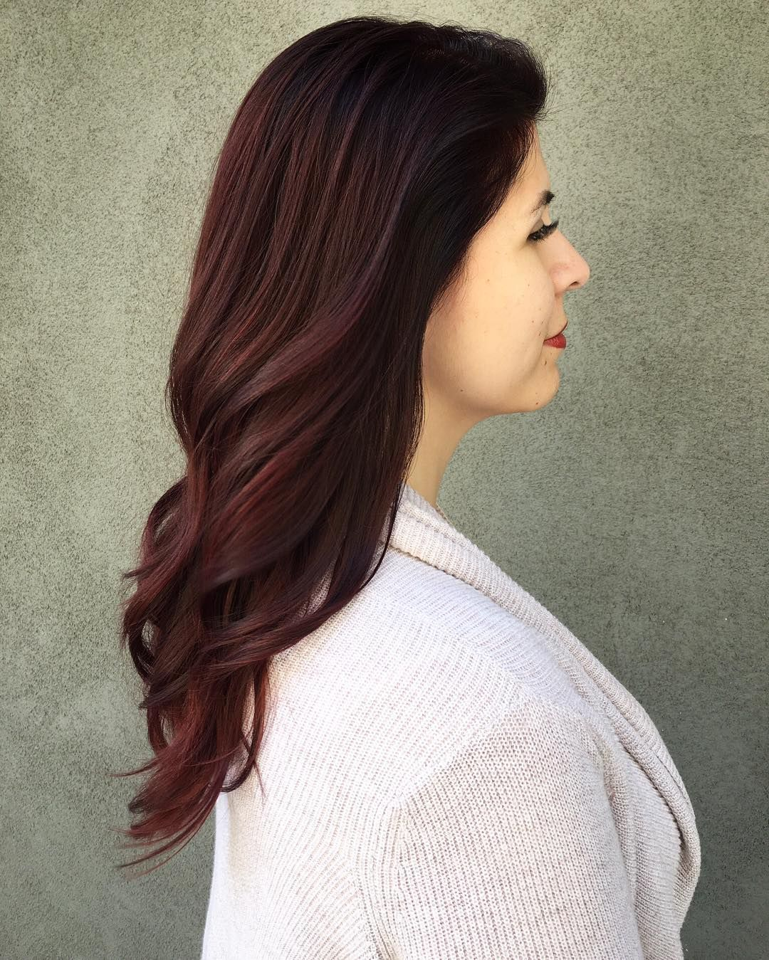 50 Sweetest Chocolate Brown Hair Colors Designs Yummy And Chic