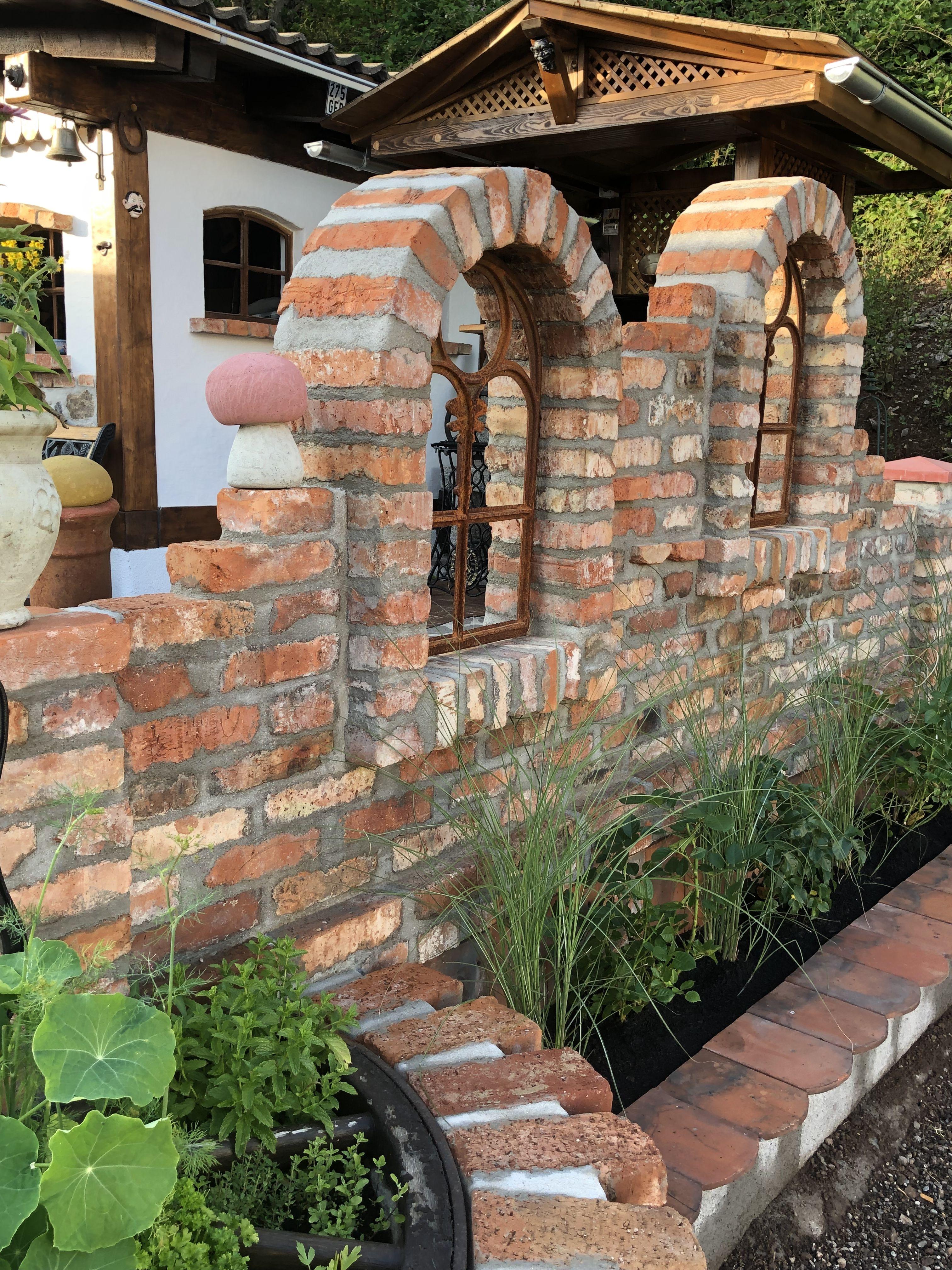 Gartengestaltung Steinmauer Garten Gartengestaltung Garten